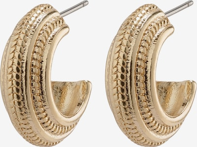 Pilgrim Earrings 'Macie' in gold, Produktansicht