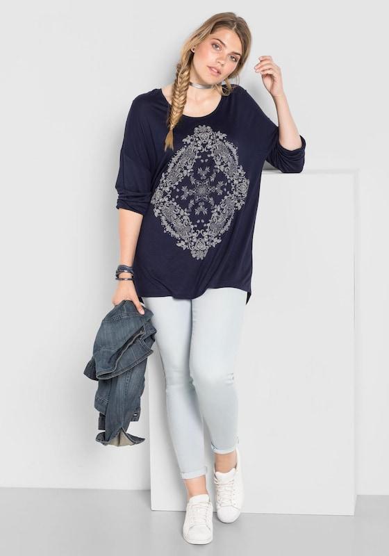 sheego casual Longshirt