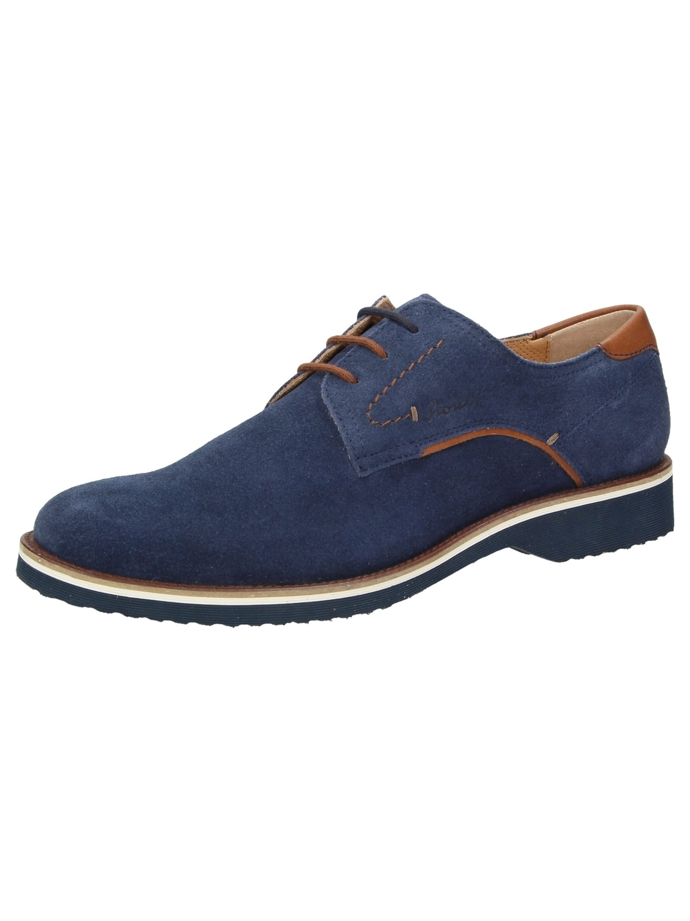 Haltbare Mode billige Schuhe SIOUX | getragene Schnürschuh 'Eniz' Schuhe Gut getragene | Schuhe 4ba74d