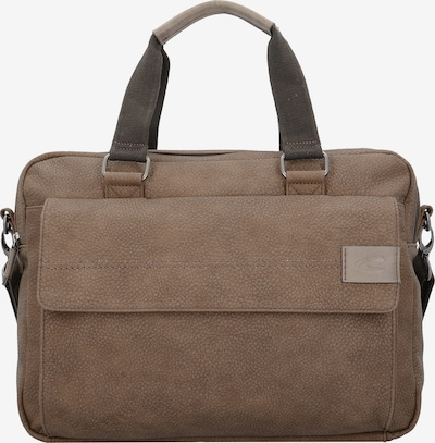 CAMEL ACTIVE Saigon Aktentasche 32 cm Laptopfach in braun, Produktansicht