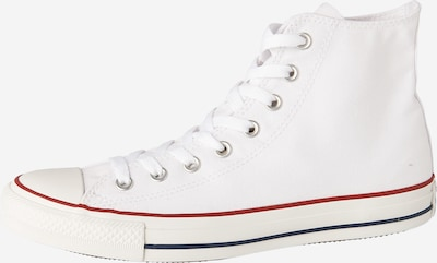 CONVERSE Baskets hautes ' Chuck Taylor All Star High ' en blanc, Vue avec produit