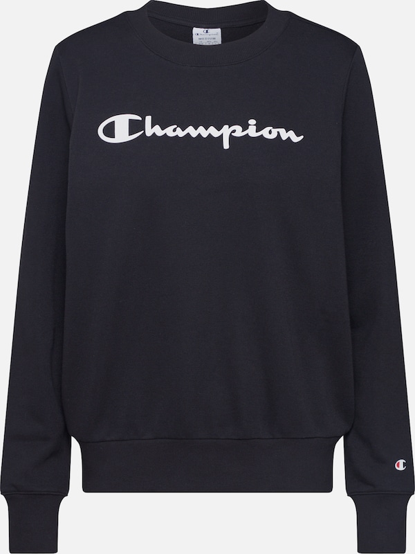 Champion Authentic Athletic Apparel Sweatshirt in navy, Produktansicht