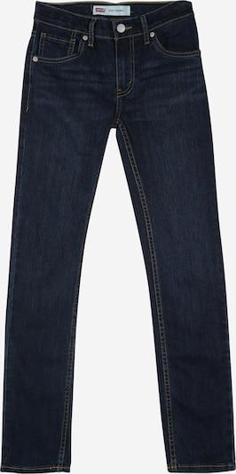 LEVI'S Jeans '510 Skinny' in nachtblau, Produktansicht