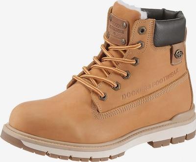 Dockers by Gerli Šněrovací boty - hnědá / čokoládová / koňaková, Produkt