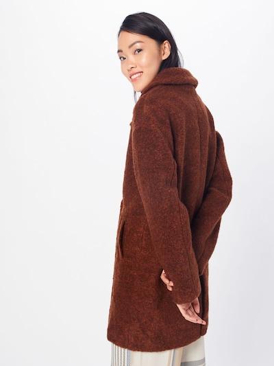 Rudeninis-žieminis paltas 'NINA CELESTE' iš ONLY , spalva - rūdžių raudona: Vaizdas iš galinės pusės
