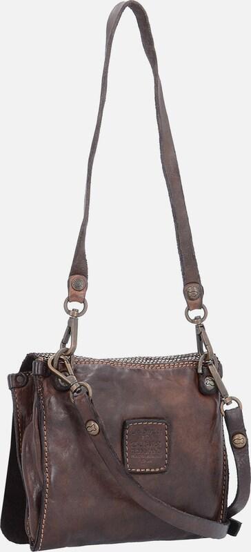 Campomaggi Bauletto Mini Bag Umhängetasche Leder 17 cm