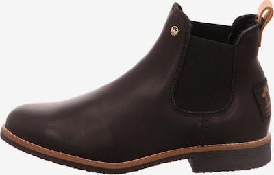 PANAMA JACK Chelsea Boots 'Giordana Igloo' en miel / noir, Vue avec produit