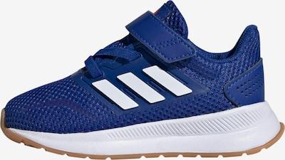 ADIDAS PERFORMANCE Schuh 'Run Falcon' in blau / weiß, Produktansicht