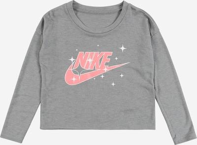 szürke melír Nike Sportswear Póló 'FUTURA STAR  S/S TEE', Termék nézet