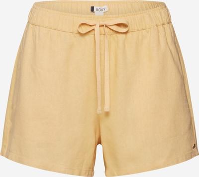 Pantaloni 'LOVE SQUARE' ROXY pe galben, Vizualizare produs