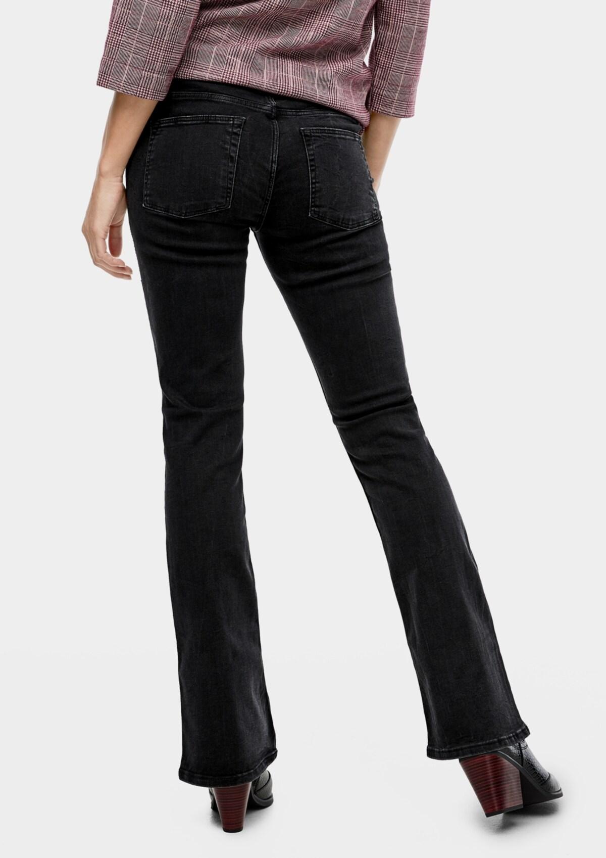 Beliebt Frauen Bekleidung s.Oliver Jeans in kobaltblau Zum Verkauf