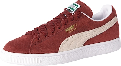 PUMA Sneakers laag 'Suede Classic+'