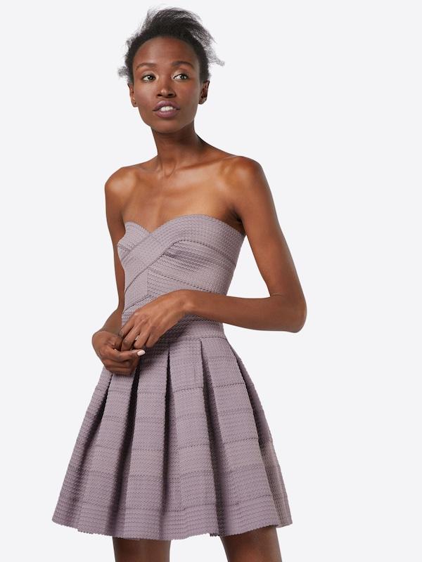 Review Bandeau-Kleid in Mini-Länge