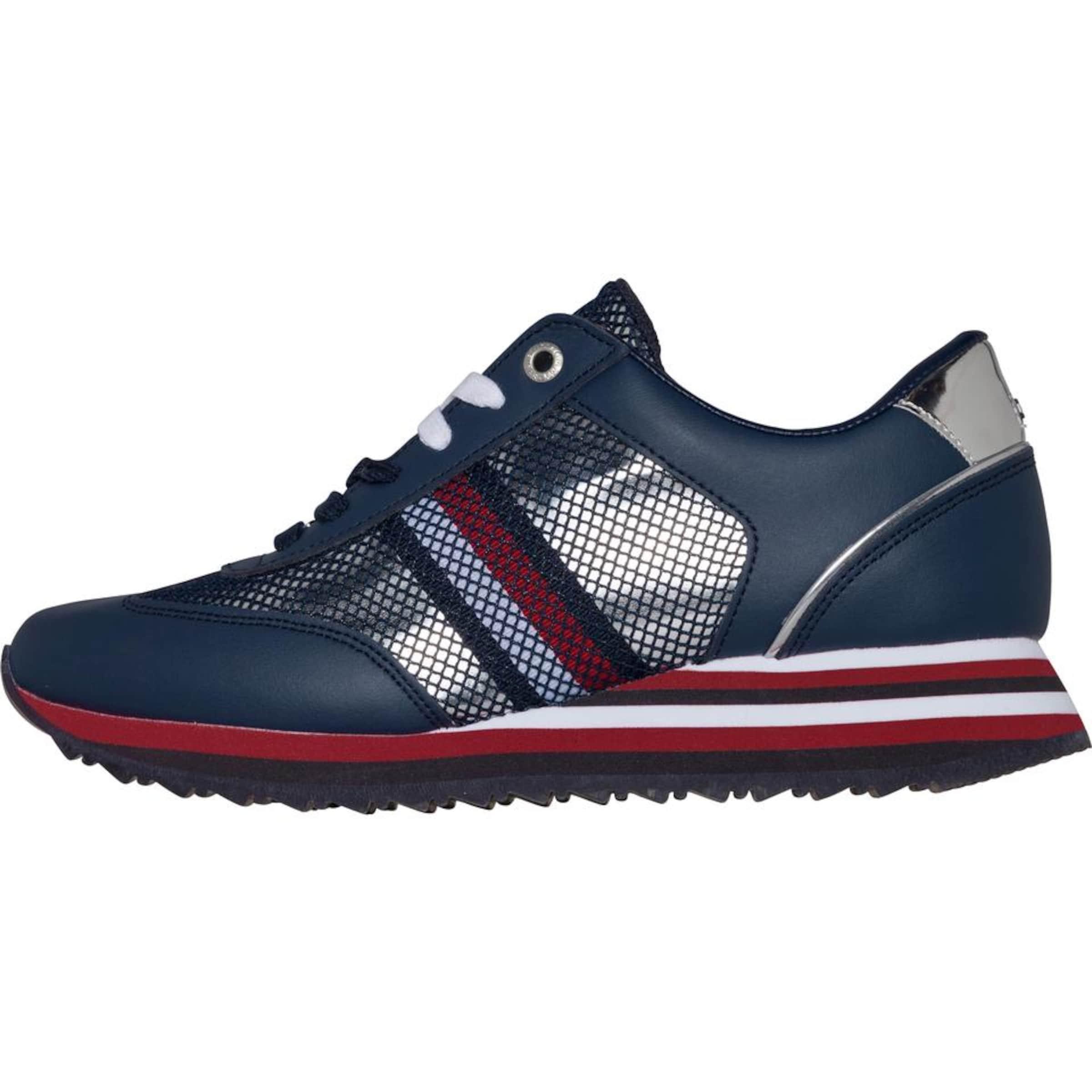 Haltbare Mode billige Schuhe TOMMY HILFIGER Sneaker   Sneaker HILFIGER Schuhe Gut getragene Schuhe ecd259