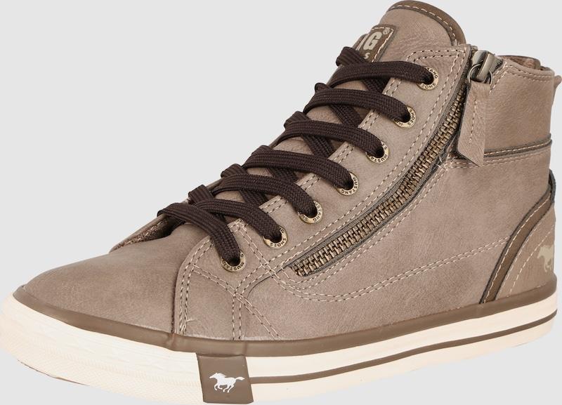 MUSTANG Sneaker High mit mit High Reißverschluss Hohe Qualität c3a044