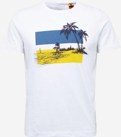 Marškinėliai iš s.Oliver , spalva - balta, Prekių apžvalga