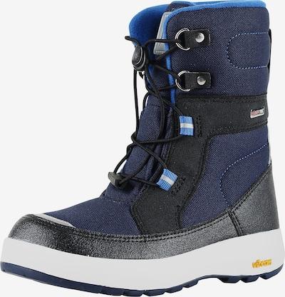 Reima Stiefel in blau / schwarz, Produktansicht