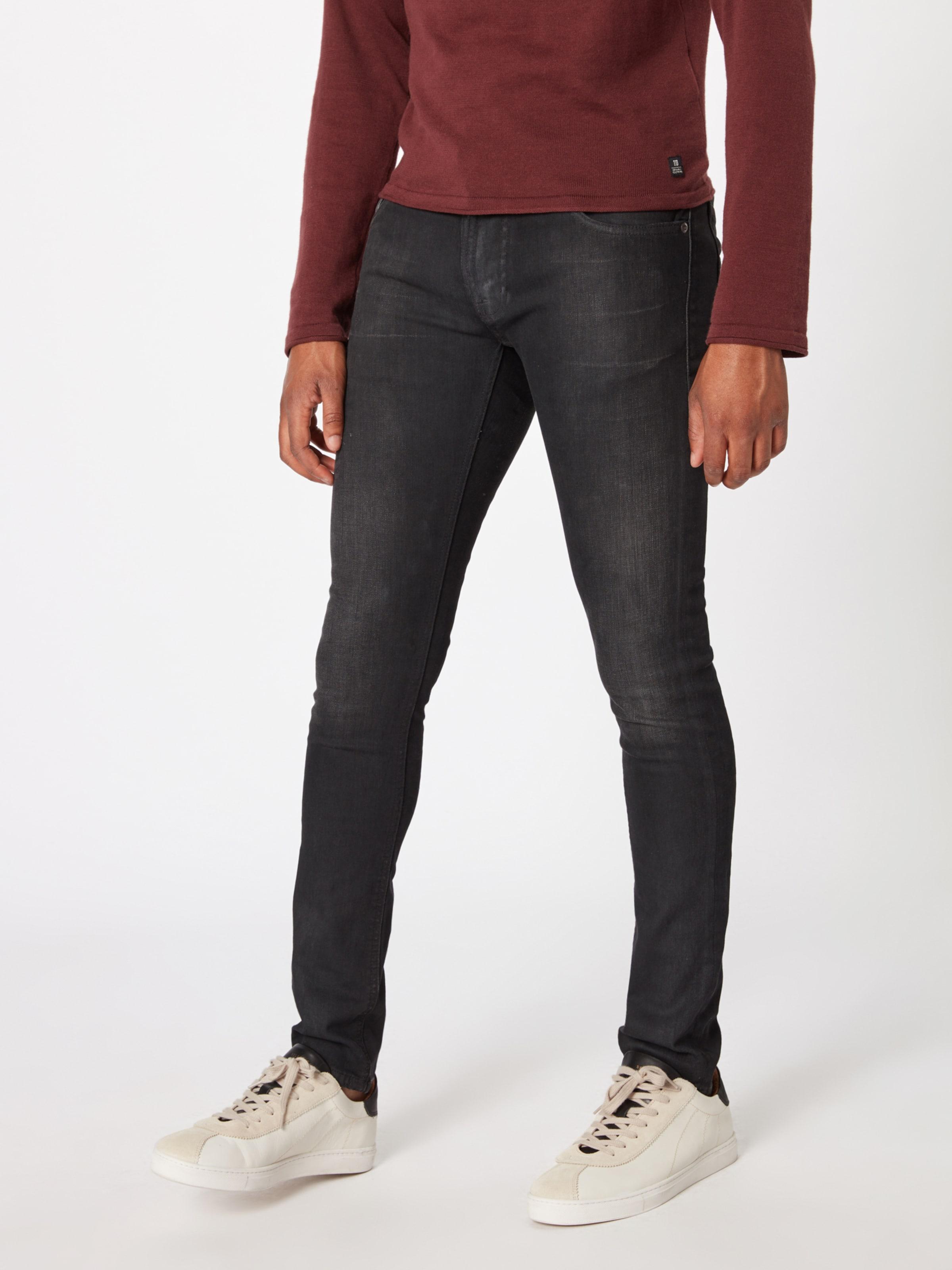 Denim En Nudie Co Noir 'tight Terry' Jean Jeans FTKlc3J1