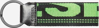 kiwi / fekete DIESEL Kulcstartók 'L-MASER', Termék nézet