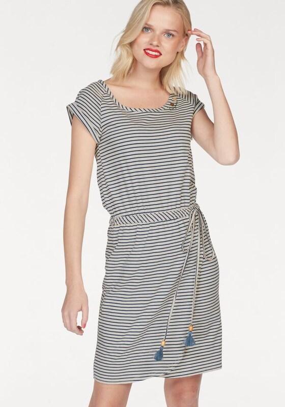 Ragwear Jerseykleid 'Glitter Organic'