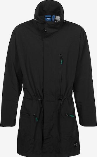 ADIDAS ORIGINALS Parka ' Fremont NYLN WB Portland EQT ' in schwarz, Produktansicht