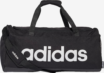 ADIDAS PERFORMANCE Essentials Linear Duffel Sporttasche in schwarz, Produktansicht
