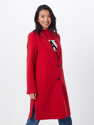 ESPRIT Mantel 'Jersey BlazerCoat' in rot, Modelansicht