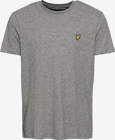 Lyle & Scott T-Shirt in grau, Produktansicht