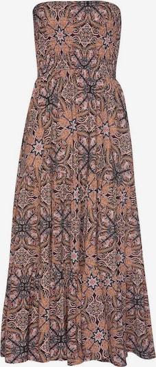 LASCANA Strandkleid in braun / gelb / grau / rosa / rot / schwarz, Produktansicht