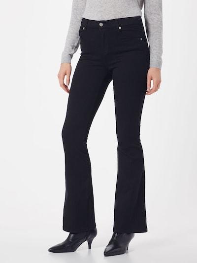 Dr. Denim Jeans 'Soniq' in schwarz, Modelansicht