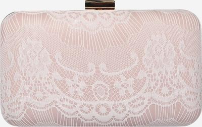 Forever New Clutch 'Brooke' in rosa / weiß, Produktansicht