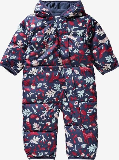COLUMBIA Schneeanzug 'Snuggly Bunny' in blau / mischfarben, Produktansicht
