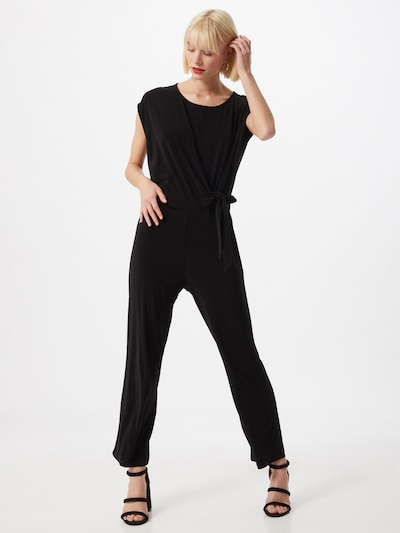 s.Oliver Jumpsuit in schwarz, Modelansicht