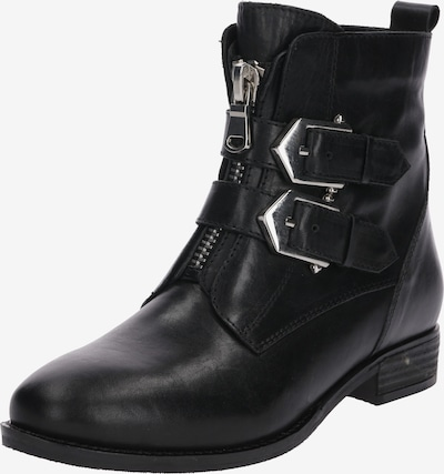 ABOUT YOU Bottines 'Shirin' en noir, Vue avec produit