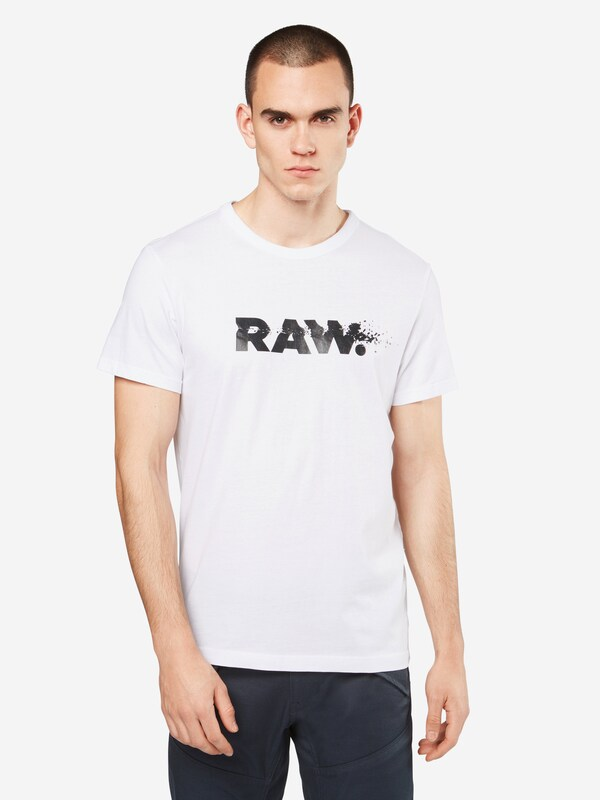 G-STAR RAW Shirt 'Broaf r t s/s'