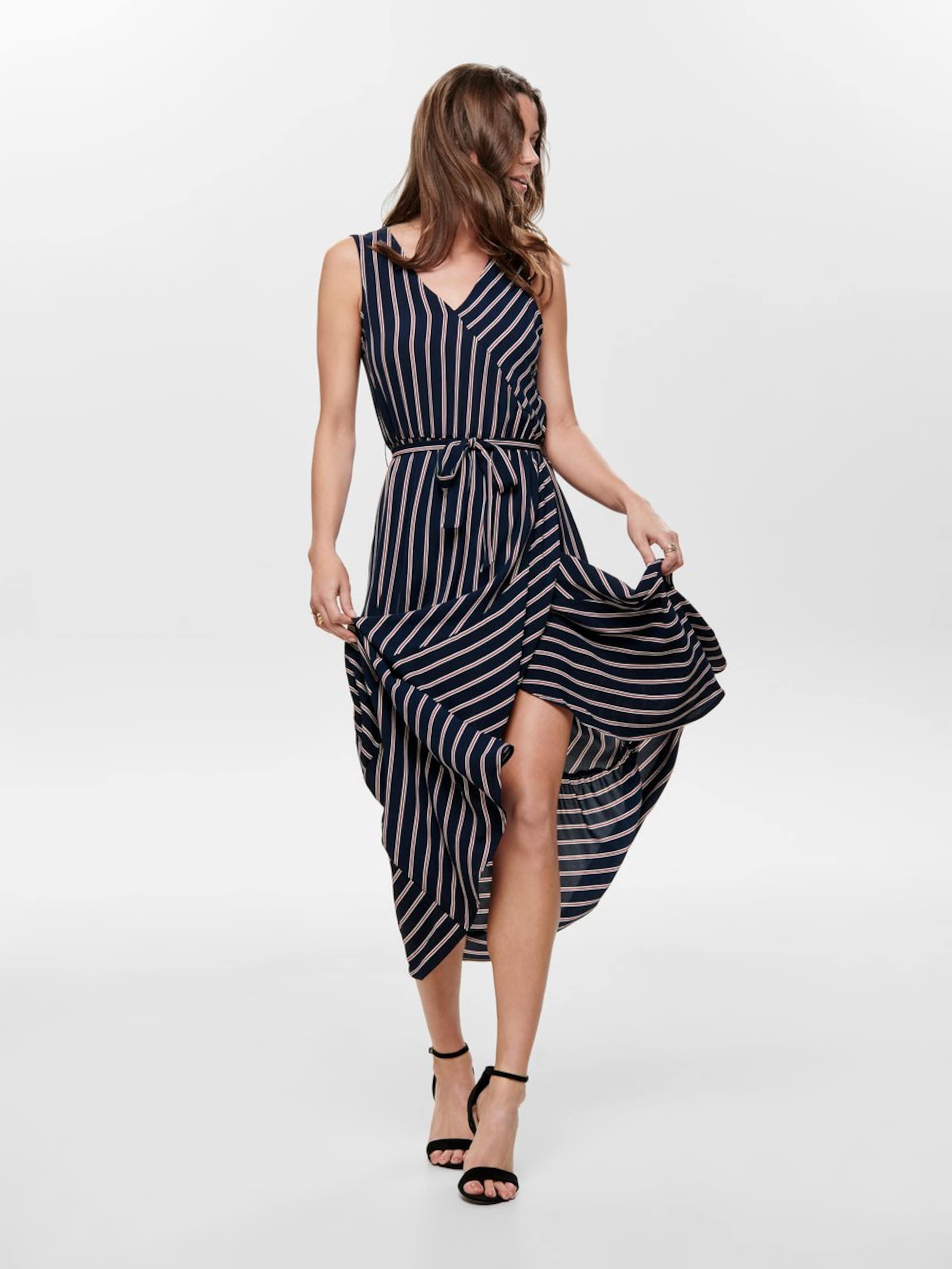 Kleid NavyWeiß In Jacqueline Yong De GMpzqSUV