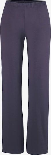 VIVANCE Spodnie od piżamy w kolorze niebieski / czarnym, Podgląd produktu