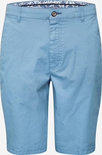 bugatti Spodnie w kolorze niebieskim: Widok z przodu