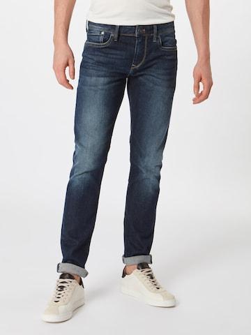 Pepe Jeans Jeans 'Hatch' in Blau