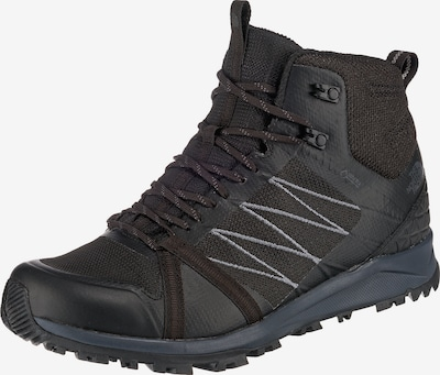 THE NORTH FACE Trekkingstiefel in dunkelbraun / schwarz, Produktansicht