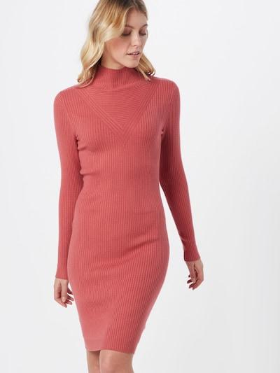 VILA Gebreide jurk 'VIANDENA' in de kleur Kreeft: Achteraanzicht