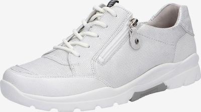 WALDLÄUFER Schuh in weiß, Produktansicht