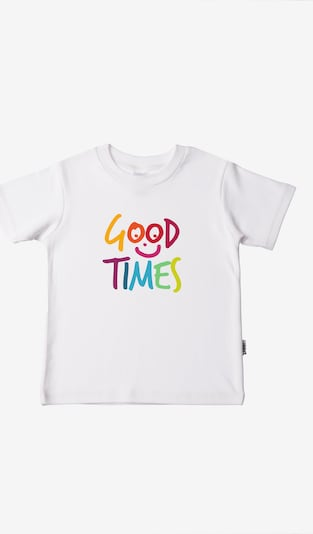 LILIPUT 'Shirt' in weiß, Produktansicht