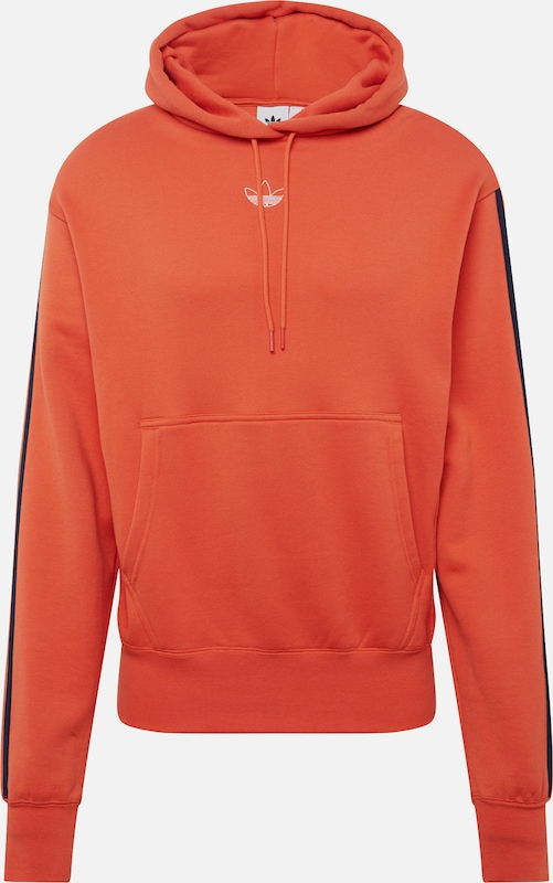 Sweat 'ft OrangeNoir Bball En shirt Originals Adidas Hoody' rBeCdoWx