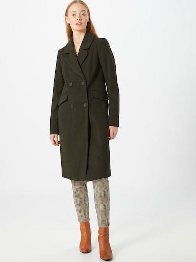 Rudeninis-žieminis paltas iš ONLY , spalva - tamsiai žalia, Modelio vaizdas