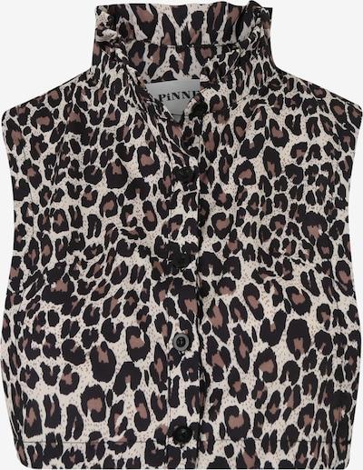 Apykaklė 'Collar ruffle leopard' iš Pinned by K , spalva - ruda, Prekių apžvalga