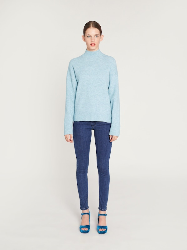 Bleu En over Pull 'kiana' Clair Edited uTJ51cF3lK