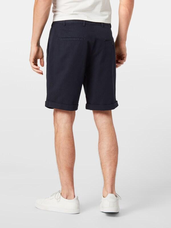 Foncé Nowadays Pantalon En Chino Bleu xerdCBWo