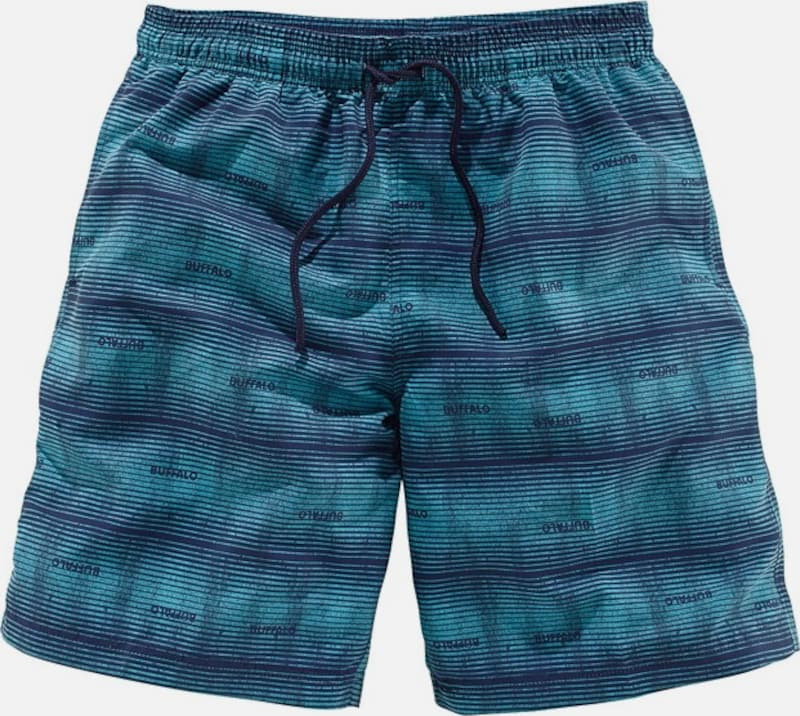 Buffalo Bathing Shorts Short Form