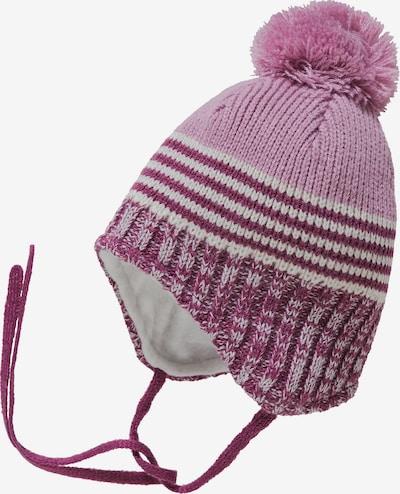 STERNTALER Mütze in lila, Produktansicht
